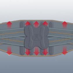 """Эластичный пояс для пояснично-крестцового отдела спины """"LUMBITRON ELITE"""""""