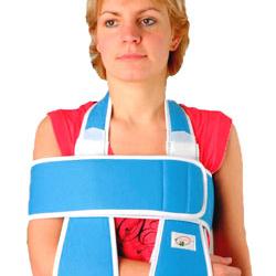 Бандаж для фиксации локтевого сустава и плечевго пояса РП-6КМ
