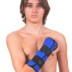 Приспособление ортопедическое для лучезапястного сустава