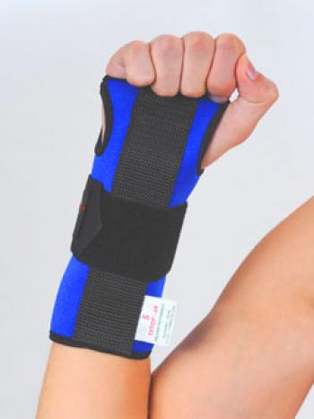 Приспособление ортопедическое для кисти руки